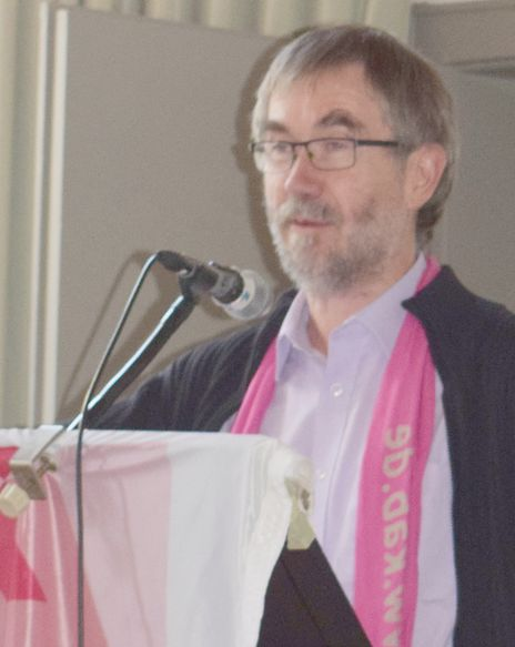 Thomas Diekmann, Diözesanvorsitzender der KAB Limburg